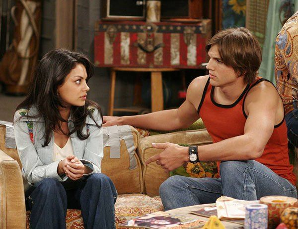 Jackie and Kelso That '70s Show