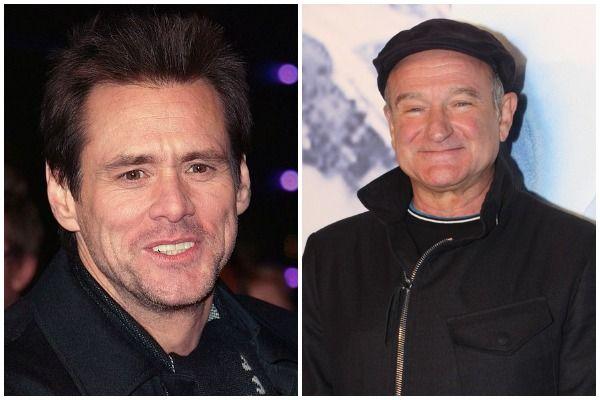 Jim Carrey Robin Williams