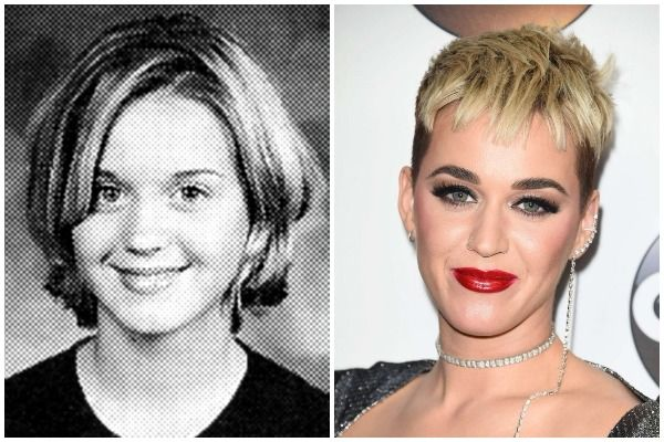 Celebrity Yearbook Photos