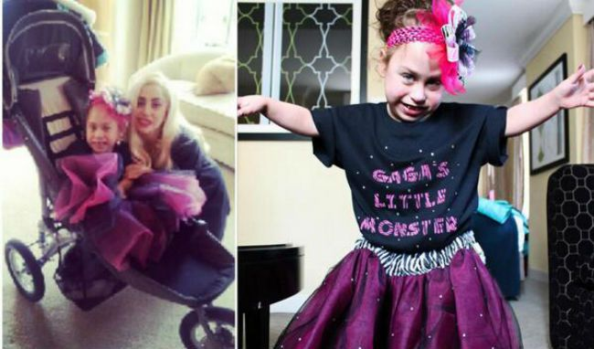 Lady Gaga Make-A-Wish