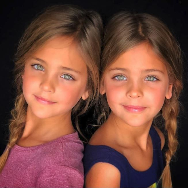 Leah and Ava Clements