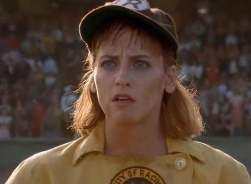 Lori Petty in A League Of Their Own