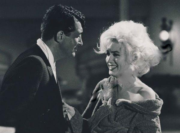 Marilyn Monroe Dean Martin