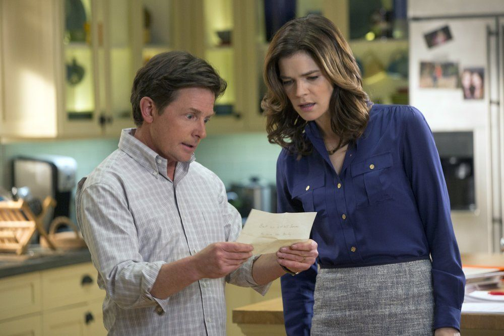 Michael J. Fox in The Michael J. Fox Show.
