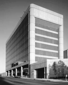 Alfred P. Murrah building Oklahoma City