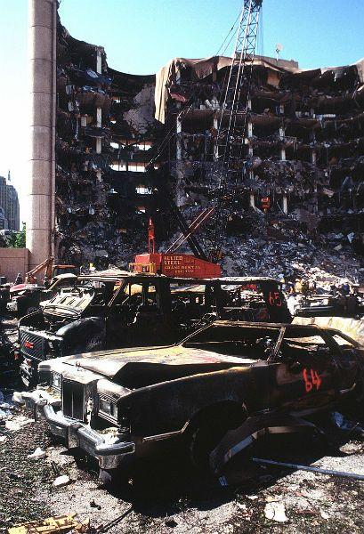 Oklahoma City bombing.