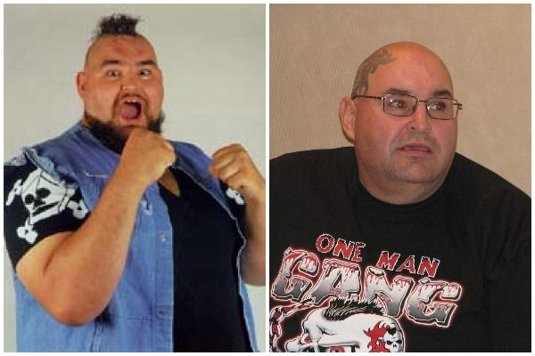 One Man Gang wrestler