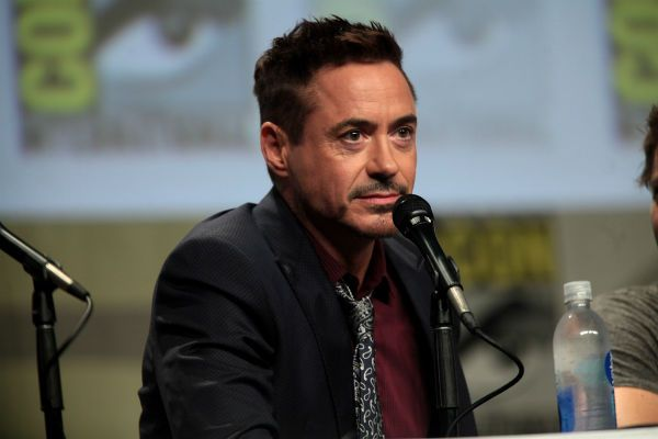 Robery Downey Jr.