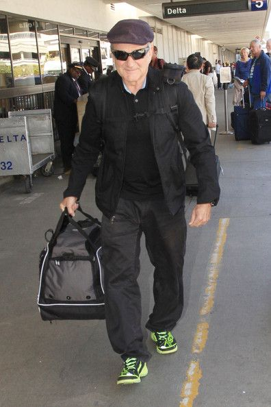 Robin Williams at LAX