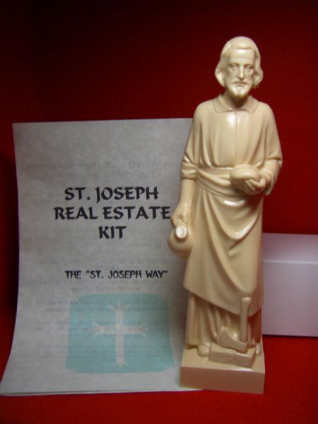Trying To Sell Your House Bury One Of These Statues In