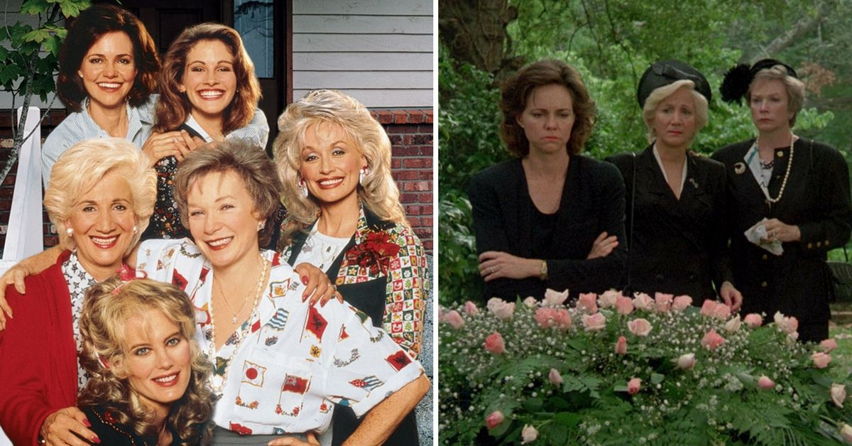 14 Things You Didn T Know About Steel Magnolias That Will Make
