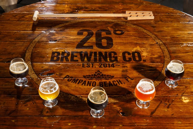 26 Brewing co