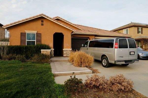 Turpin family home.