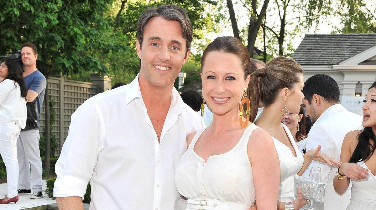 Jessica and Ben Mulroney