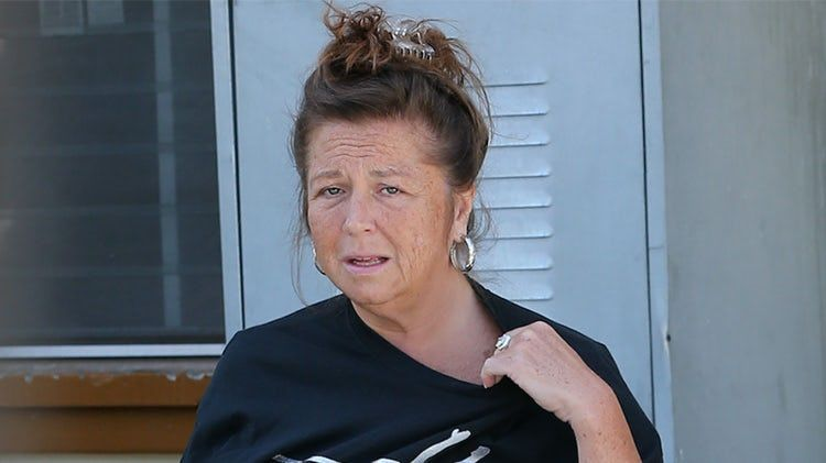 Abby Lee Miller in California
