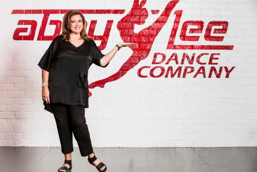 Abby Lee Miller at her dance company