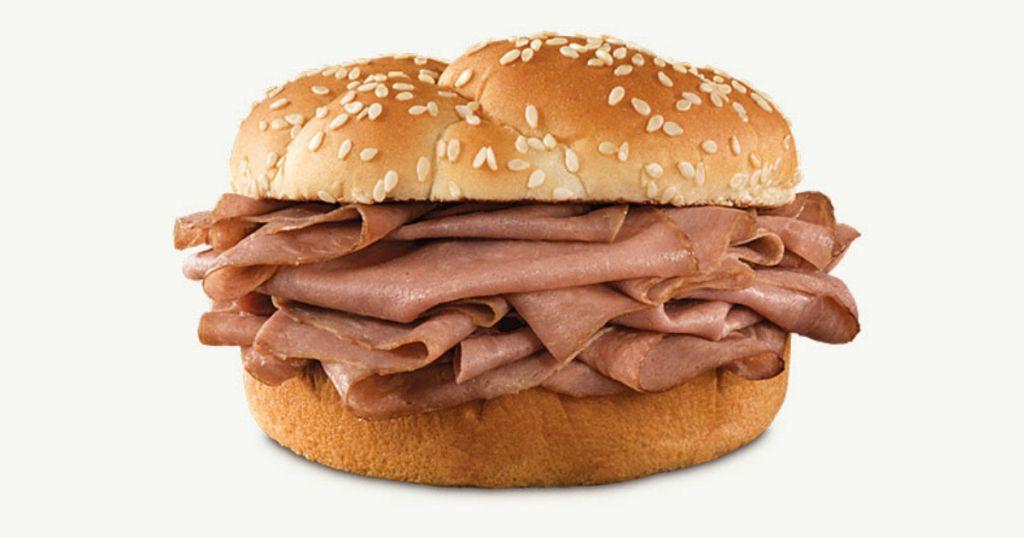 Arby's Classic Roast Beef Sandwich