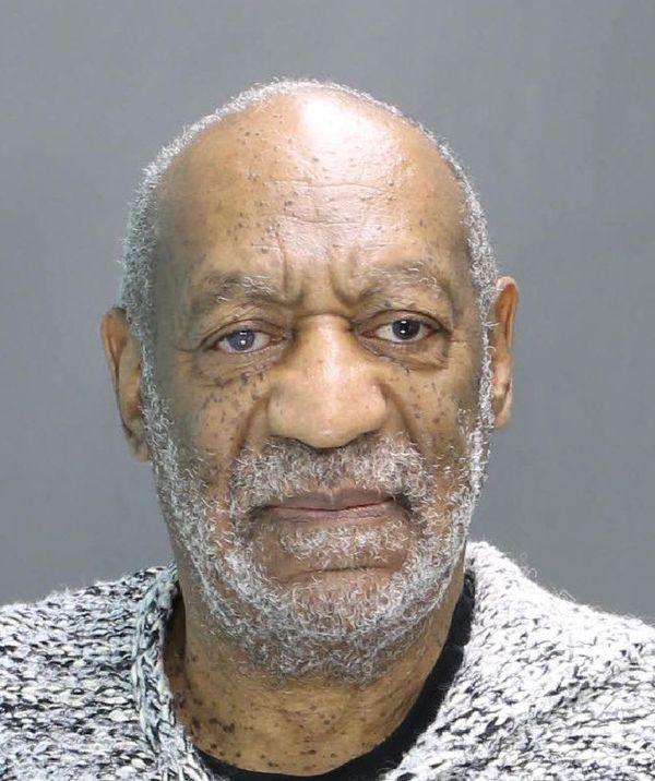Bill Cosby's mugshot
