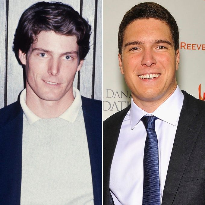 Christopher and Will Reeve