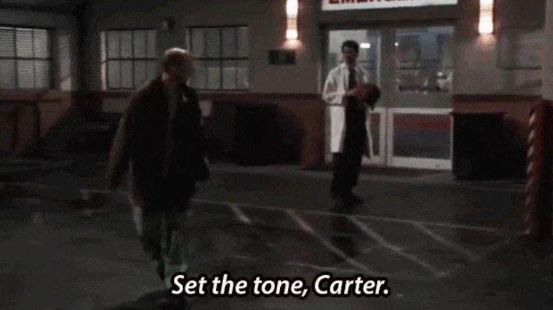 Dr Greene Leaving