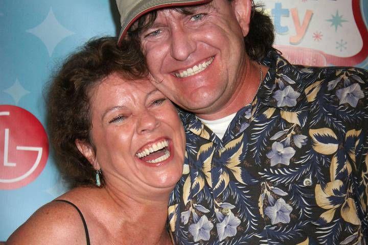 Erin Moran and Steve Fleischmann
