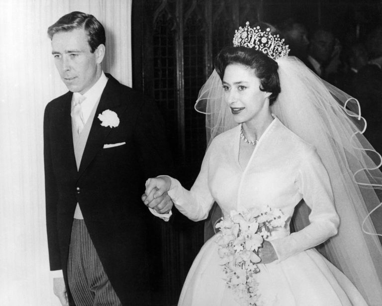 Princess Margaret and the Earl of Snowdon