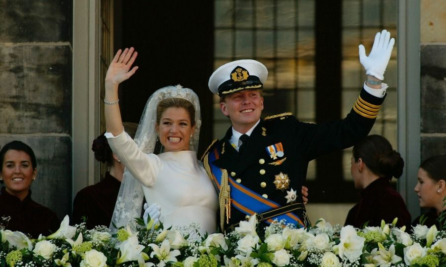 Willem-Alexander and Queen Maxima