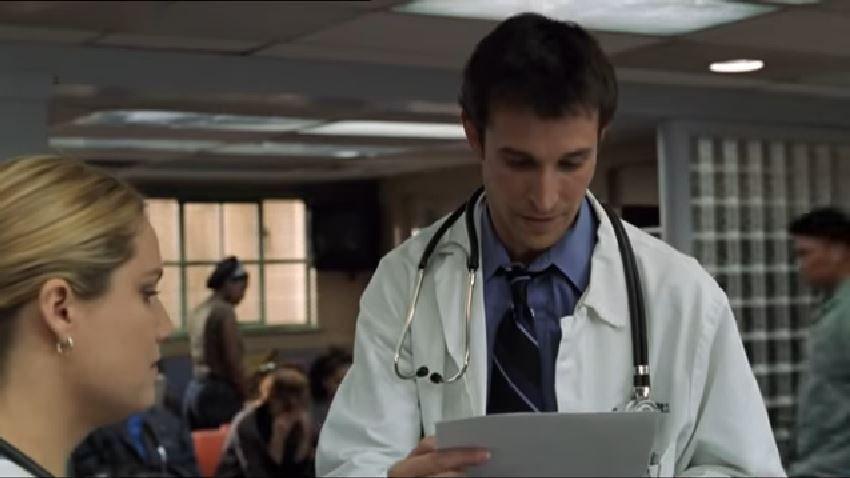 Carter reading greene's letter