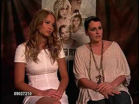 Lori Petty and Jennifer Lawrence