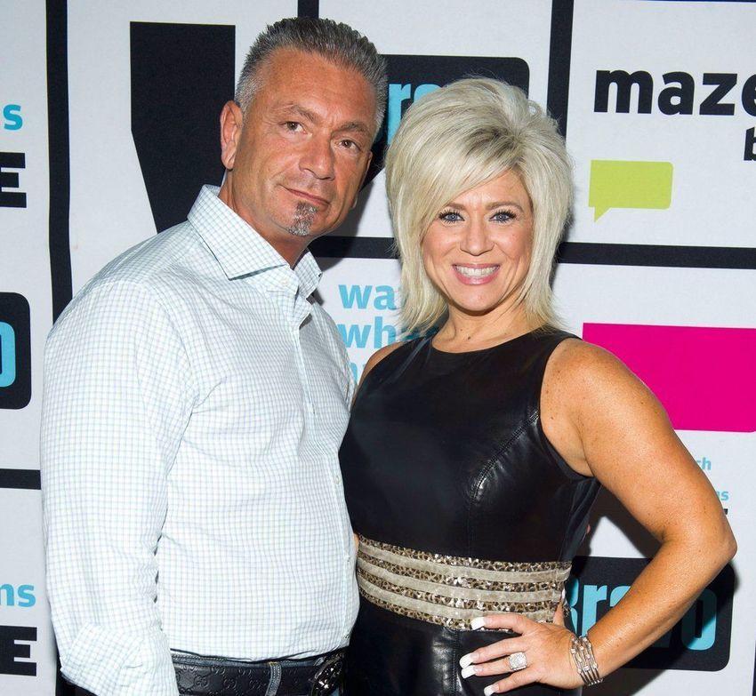 Larry and Theresa Caputo