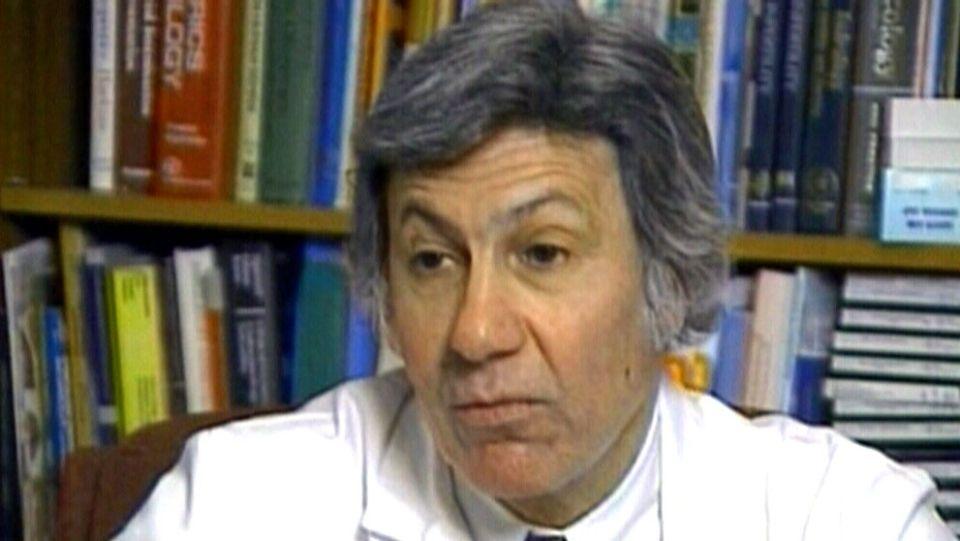 Dr. Norman Barwin