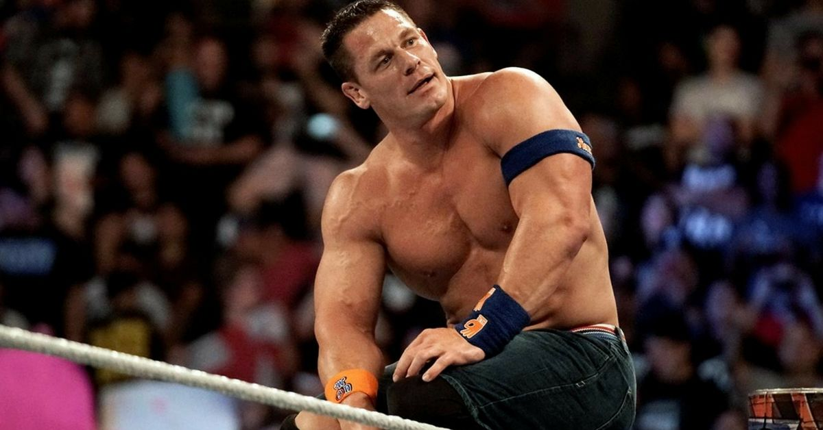 10 Things You Didn't Know About WWE Superstar John Cena