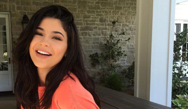 Kylie Jenner Smiling