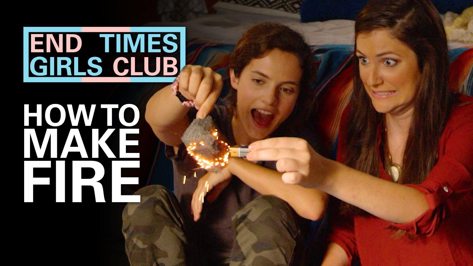End Times Girls Club starring Rose Schlossberg