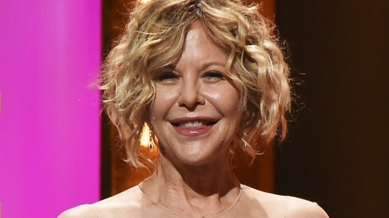 Meg Ryan at the 2016 Tony Awards