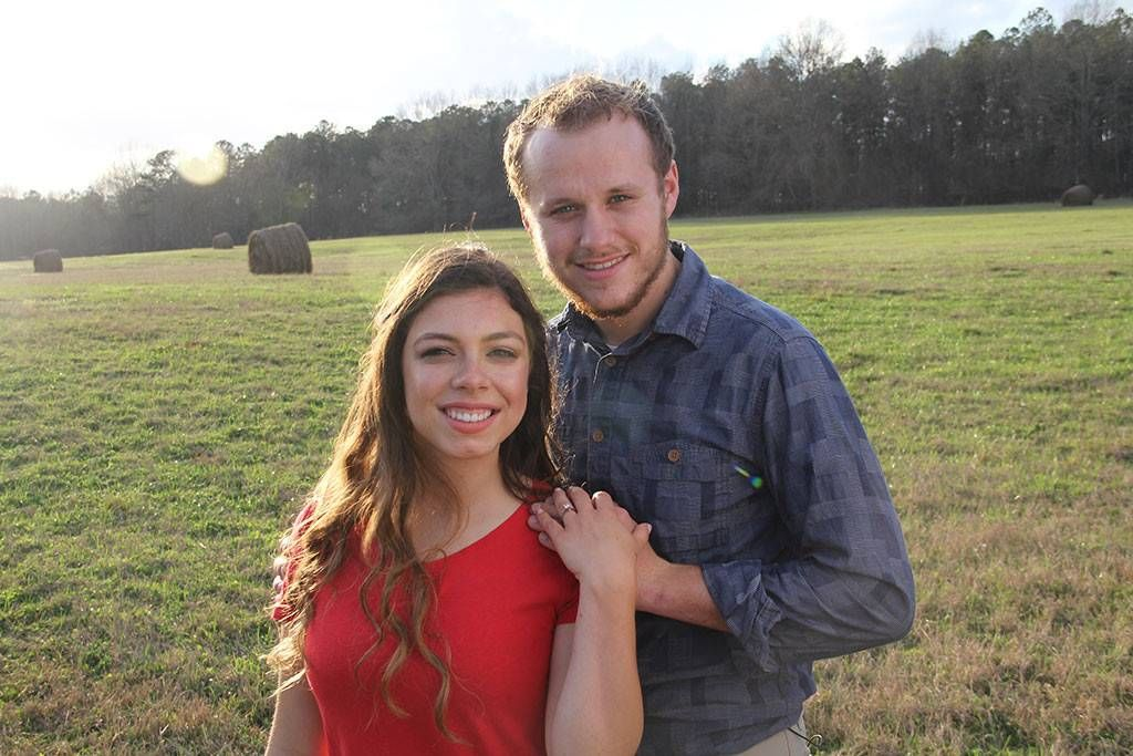 Josiah Duggar and Lauren Swanson
