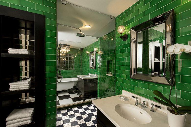 The Emerald Room