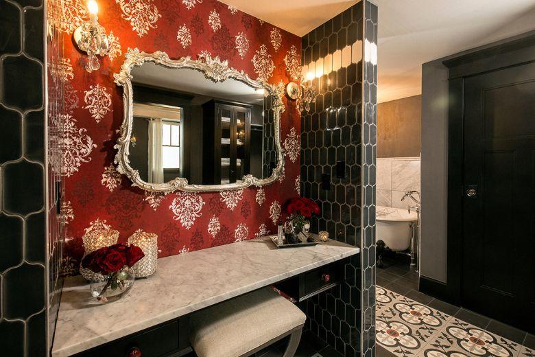 The Boudoir bathroom