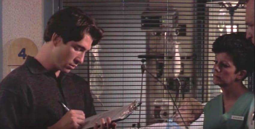 Dylan McDermott in Steel Magnolias