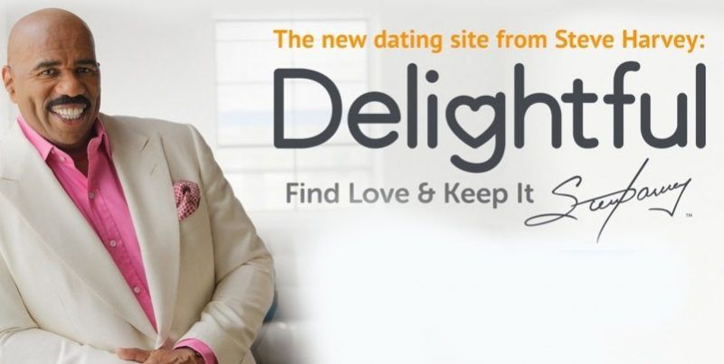 Steve Harvey's dating website