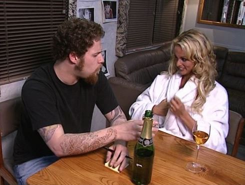 Stormy Daniels and Seth Rogen on 'My Dinner With Stormy'