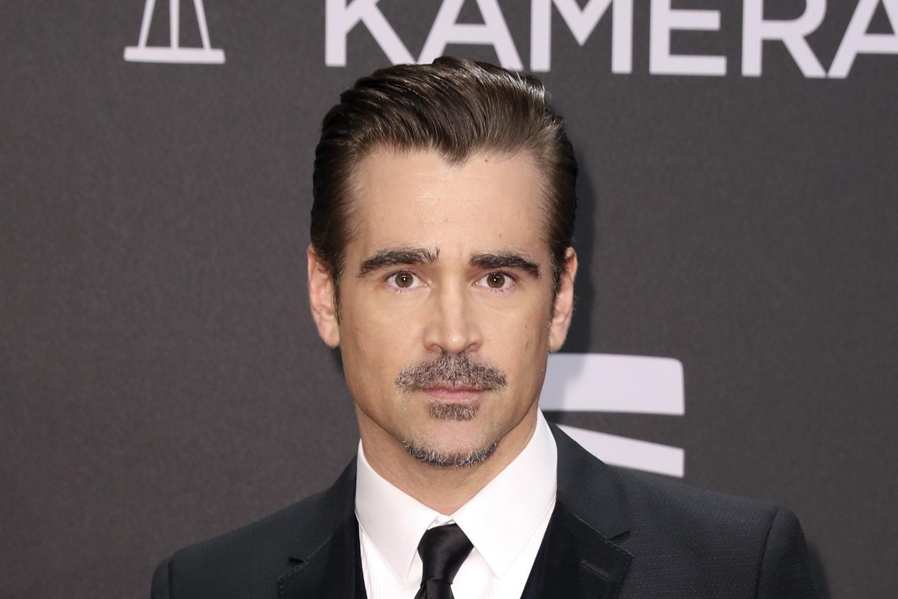 Colin Farrell Opens Up About Raising A Special Needs Son ...