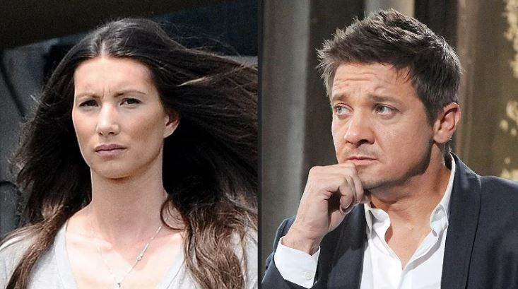 Jeremy Renner and Sonni Pacheco