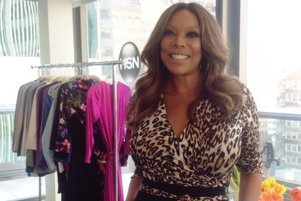 Wendy Williams at HSN