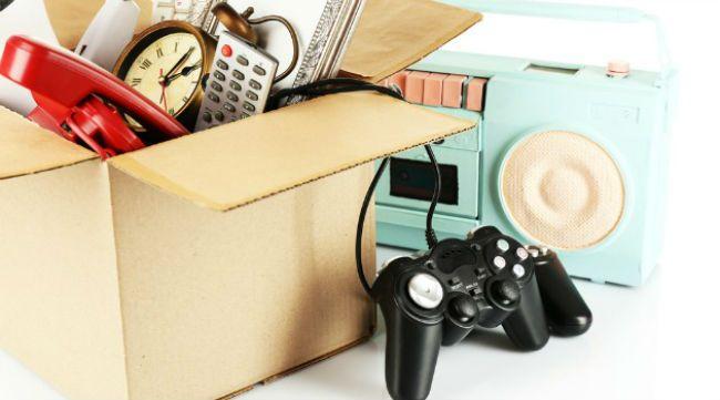 Clutter box