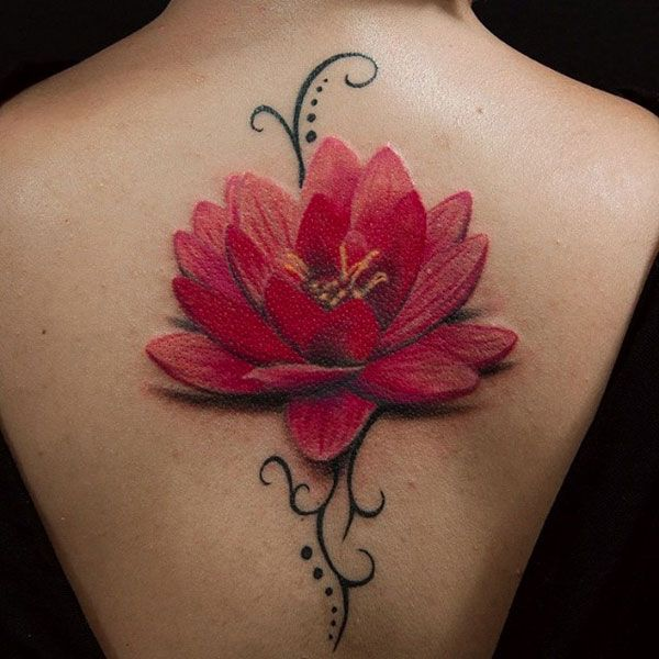 Lotus Flower Foot Tattoo: The Hidden Meaning Of The 10 Most Popular Tattoos