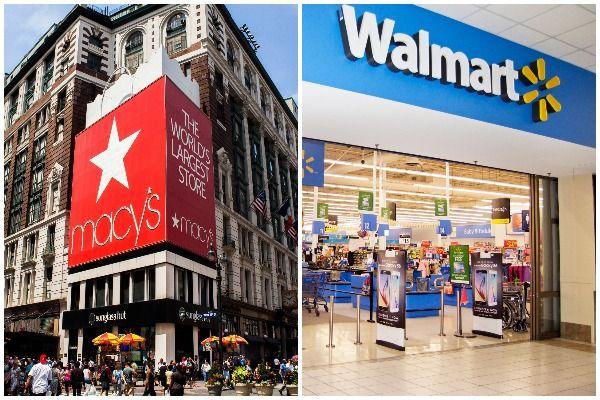 Macy's Walmart