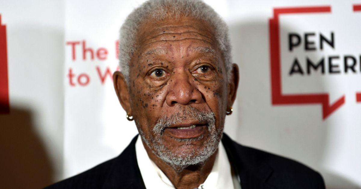 Morgan Freeman Releases Apology In The Wake Of Sexual Harassment Accusations