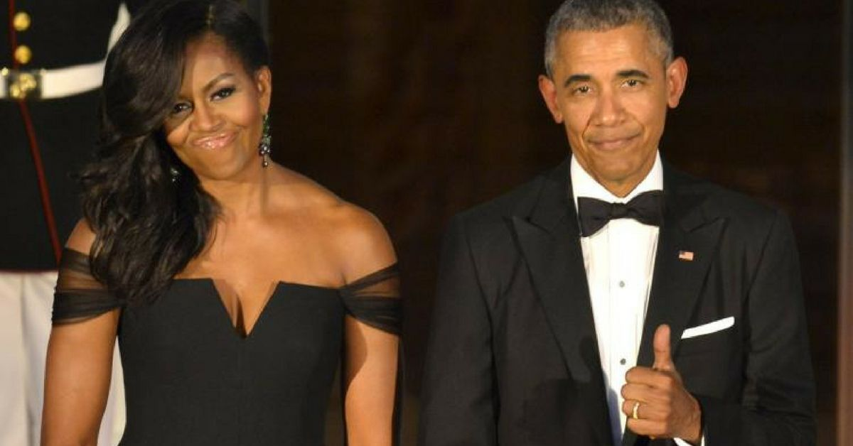 Barack And Michelle Obama Sign A Multi-Year Deal To Create Shows With Netflix