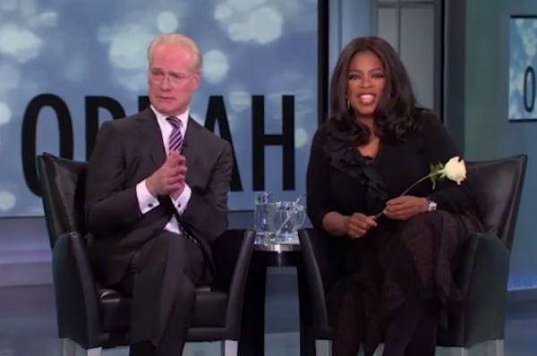 Oprah makeover